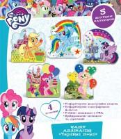 Набір аплікацій Перо My Little Pony 'Чарівні поні'