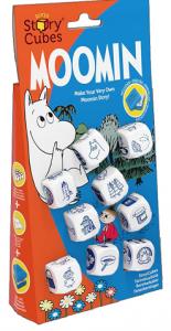 Настільна гра The Creativity Hub Rory's Story Cubes. Мумі Тролі (2690)