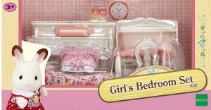 Набор Sylvanian Families 'Комната для девочки' (5032)