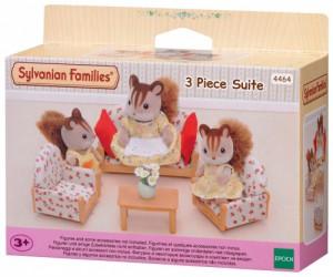 Набор Sylvanian Families 'Мягкая мебель для гостиной' (4464)