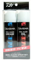 Смазка  Daiwa Reel Guard Spray Set компклект (04980058)
