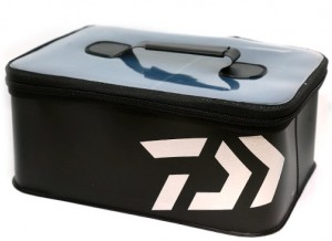Сумочка для силикона Daiwa Mini Bag PA M-1(A) BK/L (04714486)