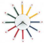 Подарок Часы настенные 'Дом художника' d=22 см. (YGZ-797**)