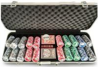 Подарок Покерный набор 'Техасский холдем' (HRC008 ST-GLD)