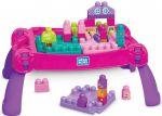 Классический конструктор Mattel Mega Bloks Развивающий столик принцессы (FFG22)