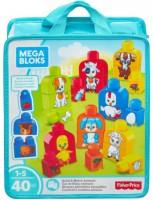 Классический конструктор Mattel Mega Bloks Животные (FLT36)