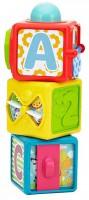Кубики Mattel Fisher-Price Двигающиеся кубики Яркие (DHW15)
