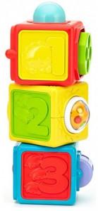 фото Кубики Mattel Fisher-Price Двигающиеся кубики Яркие (DHW15) #2
