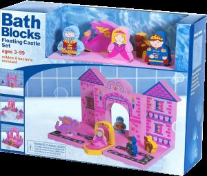 Набор плавающих блоков для ванны