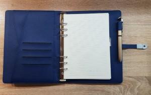 фото Бизнес-органайзер AB Book (блокнот, зарядное устройство, flash-накопитель, ручка) #12