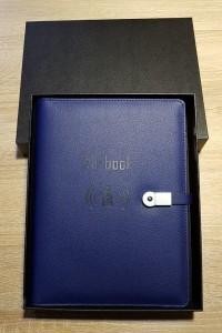 фото Бизнес-органайзер AB Book (блокнот, зарядное устройство, flash-накопитель, ручка) #8