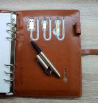 фото Бизнес-органайзер AB Book (блокнот, зарядное устройство, flash-накопитель, ручка) #11