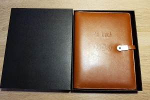 фото Бизнес-органайзер AB Book (блокнот, зарядное устройство, flash-накопитель, ручка) #10