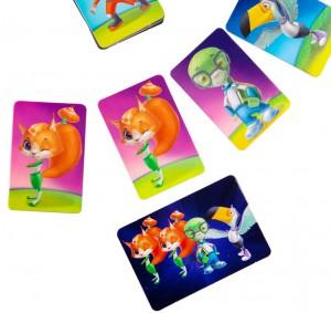 фото Гра настільна Ludum 'Суперкоманда SOS' (LS3046-52) #4