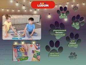 фото Гра бізнес-тренажер настільна Ludum 'Зооготель' (LG2046-56) #7