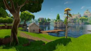 скриншот Fortnite: Deep Freeze Bundle PS4 - Fortnite: Комплект 'Вечная мерзлота' - русская версия #11