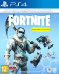 игра Fortnite: Комплект 'Вечная мерзлота' - Fortnite: Deep Freeze Bundle - PS4 - русская версия