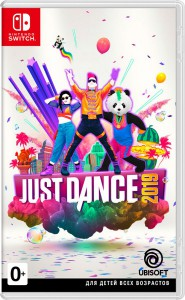 игра Just Dance 2019 Switch - Русская версия