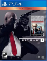 игра Hitman 2 Gold Edition PS4 - русская версия