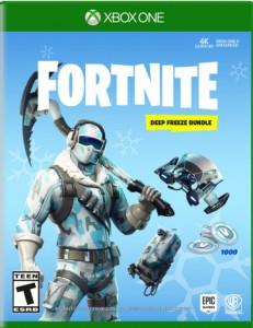 Игра Комплект 'Вечная мерзлота' - Fortnite: Deep Freeze Bundle - Xbox One - Русская версия