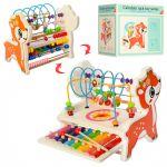 Деревянная игрушка Royaltoys 'Центр развивающий' (MD1543)