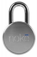 Подарок Умный  смарт-замок Noke Padlock-Silver (FNAPS)