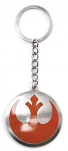 фигурка Брелок  Star Wars - Resistance Logo Metal Keychain, The Force Awakens (KE197627STW)
