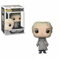 фигурка Фигурка Funko POP! Vinyl: Game of Thrones S8: Daenerys Targaryen (White Coat) (28888)