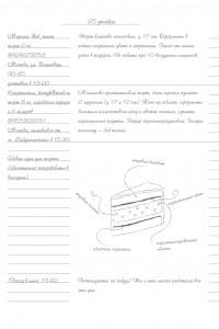 фото страниц Дневник кондитера (фиолетовый) #9