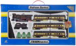 Игровой набор Fenfa 'Пассажирский паровоз' (1601A-3B)
