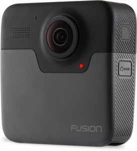 фото Видеокамера GoPro Fusion (CHDHZ-103) #2