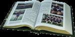 фото страниц Футбол. Энциклопедия в 3-х томах (в кожаном футляре) #11