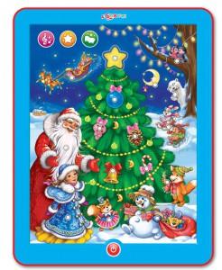фото Музыкальный планшет Азбукварик 'С Новым годом!' #2