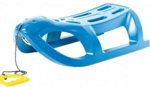 Зимние санки Prosperplast Sea lion синие (5905197190129)