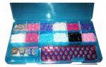фото игрушки Набор для плетения браслетов Loom Bands 'Frozen', 2400 резинок (2475080) #2