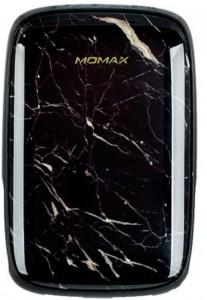 Портативное зарядное устройство Momax iPower Art External Battery 9000mAh Black (IP61D)