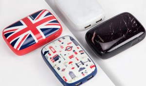 фото Портативное зарядное устройство Momax iPower Art External Battery 9000mAh British Flag (IP61R) #5