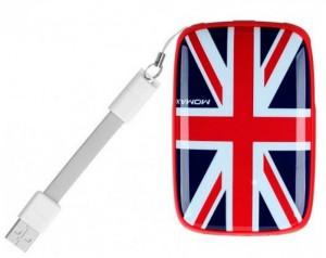 фото Портативное зарядное устройство Momax iPower Art External Battery 9000mAh British Flag (IP61R) #2