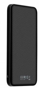 Портативное зарядное устройство Momax iPower Minimal PD 10000mAh Black (IP65D)