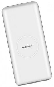 Портативное зарядное устройство Momax iPower QPower 2 Wireless External Battery 10000mAh White (IP81W)