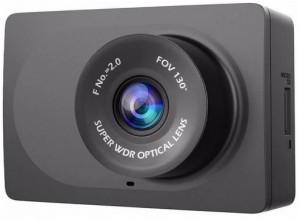 Видеорегистратор YI Compact Car DVR Black (YCS1.A17)
