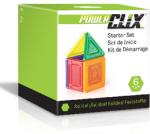 Конструктор Guidecraft PowerClix Solids Базовый набор, 6 деталей (G9481)
