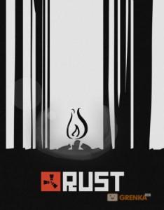 Игра Ключ для Rust - UA