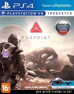 игра Farpoint PS4 - Русская версия