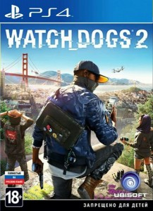 игра Watch Dogs 2 PS4 - Русская версия