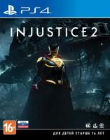 игра Injustice 2 PS4 - Русская версия