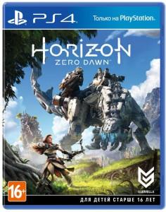игра Horizon: Zero Dawn PS4 - Русская версия