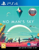 игра No Man's Sky PS4 - Русская версия