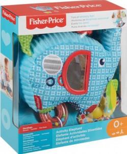 фото М'яка іграшка-підвіска Fisher-Price 'Слоненя' (FDC58) #2