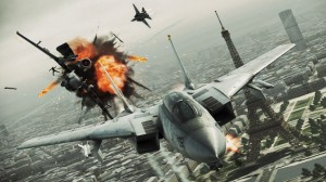 скриншот Ace Combat 7: Skies Unknown PS4 #6